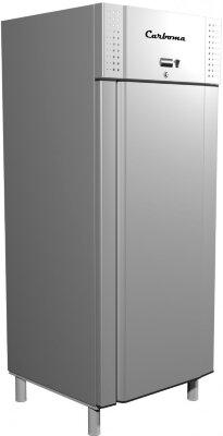 Холодильный шкаф Полюс Carboma R560 Inox