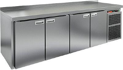 Холодильно-морозильный стол Hicold GN 11/TN-11/BT BR2