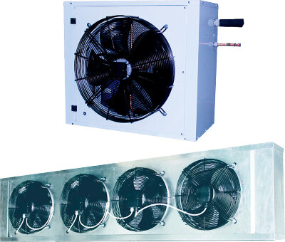 Сплит-система среднетемпературная Intercold MCM 588