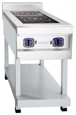 Плита индукционная Abat КИП-2П-01