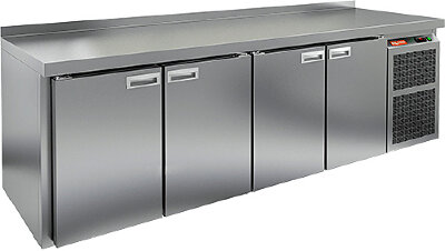 Холодильно-морозильный стол Hicold SN 11/TN-11/BT BR2