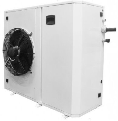 Компрессорно-конденсаторный агрегат Intercold ККБ2-ZB38