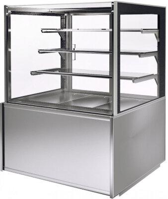 Шкаф-витрина холодильный Марихолодмаш Бордо ВХС-1,25