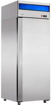 Морозильный шкаф Abat ШХн-0,7-01 (нерж)