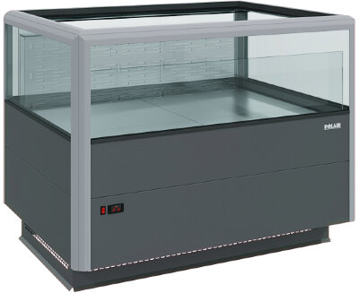 Среднетемпературная бонета Polair Carino 2500-098 LG/М Plug-in 3 кл.