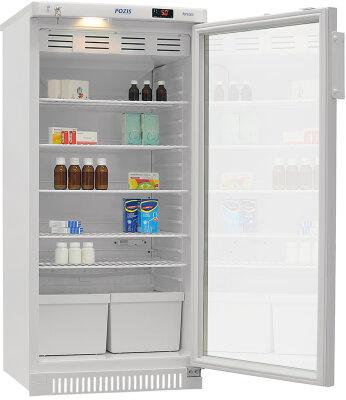 Фармацевтический холодильник Pozis ХФ-250-3