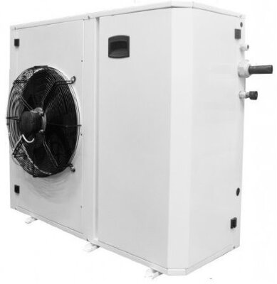 Компрессорно-конденсаторный агрегат Intercold ККБ2-ZF09