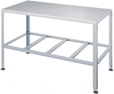 Стол производственный Atesy СР-Б- 950.700-02 (СР-2/950/700-Э)