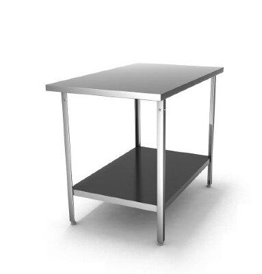 Стол разделочный Hessen СО 15*8 (нерж)
