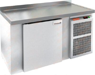 Охлаждаемый стол для хранения кег Hicold BR-1/SNK W