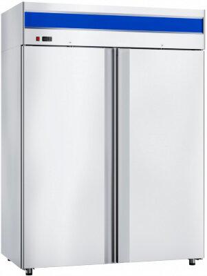 Морозильный шкаф Abat ШХн-1,4-01 (нерж)