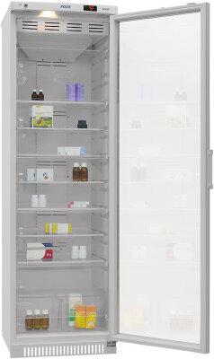 Фармацевтический холодильник Pozis ХФ-400-3