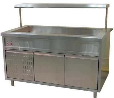 Прилавок холодильный Тулаторгтехника Тульская ПВ(Н)О-1