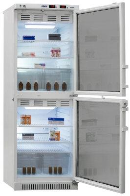 Фармацевтический холодильник Pozis ХФД-280 тонир.