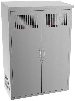 Шкаф для газовых баллонов Кобор ШГБ-80/40