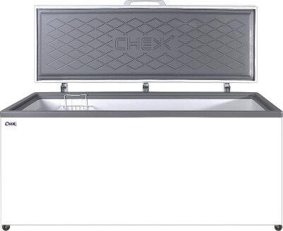 Морозильный ларь Снеж МЛК-700 серый