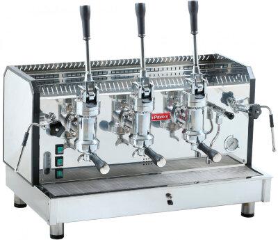 Рожковая кофемашина La Pavoni VASARI3L хром