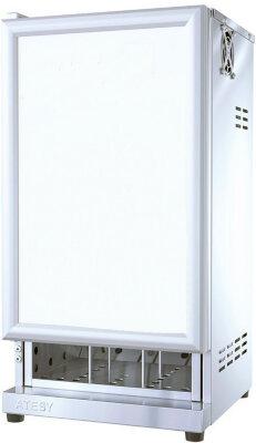 Тепловой шкаф для пирожков и хот-догов Atesy Фиолент ШТХ-24-350.350-01 (без лайт-бокса)