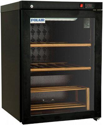 Монотемпературный винный шкаф Polair DW102-Bravo