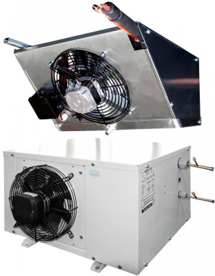 Сплит-система низкотемпературная Intercold LCM 108 Evolution