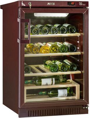 Монотемпературный винный шкаф Pozis ШВ-39