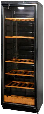 Монотемпературный винный шкаф Snaige CD 400W-1102
