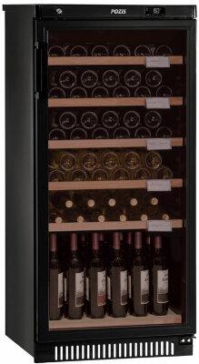 Монотемпературный винный шкаф Pozis ШВ-52