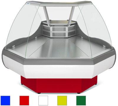 Холодильная витрина Марихолодмаш Таир ВХС-УН (угол наружный)