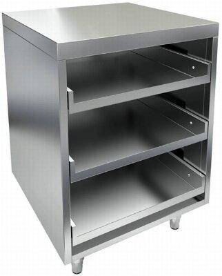 Стол для посудомоечных корзин Hicold НБМКБ-6/6