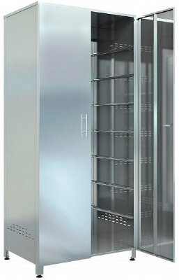 Шкаф кухонный для хлеба Assum ШХ-820/560/1800