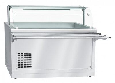Прилавок холодильный Abat ПВВ(Н)-70Х-01-НШ