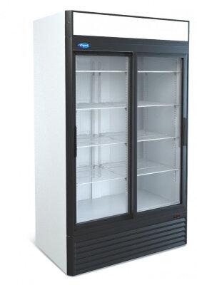 Холодильный шкаф Марихолодмаш Капри 1,12СК купе статика