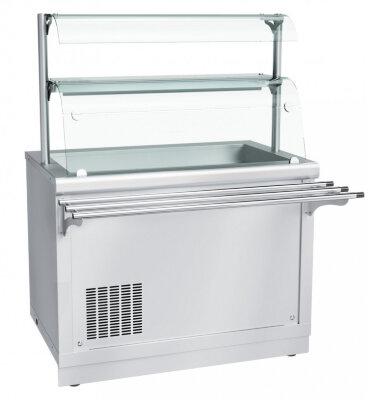 Прилавок холодильный Abat ПВВ(Н)-70Х-02-НШ