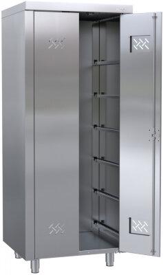 Шкаф кухонный для хлеба Atesy ШЗХ-С- 800.600-02-Р (без полок)