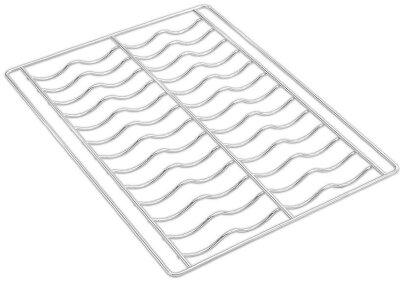 Набор волнистых решеток Smeg 3735