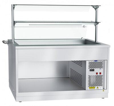 Прилавок холодильный Abat ПВВ(Н)-70Х-03-НШ