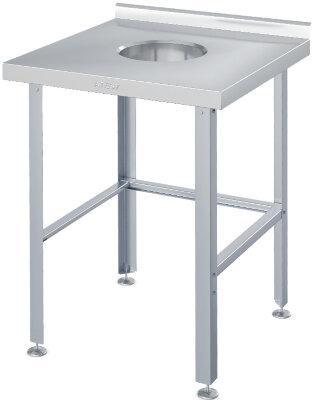 Стол для сбора отходов Atesy СРО-С-1-600.600-02 (СРО-3/ 600)