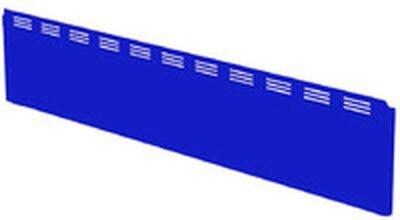 Щиток передний Марихолодмаш Илеть (1,2), Нова (1.2), Таир (1,2) (синий)