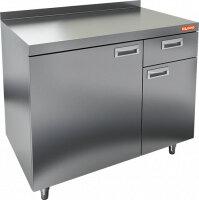 Стол для кофемашин высокий Hicold НБМКМ-8/6Б