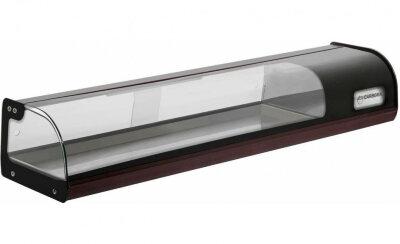 Барная холодильная витрина Полюс A37 SM 1,5-1 (ВХСв-1,5 Сarboma)