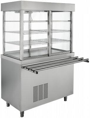 Прилавок-витрина холодильный Rada Мастер ПВ-11/7Н