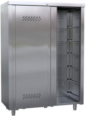 Шкаф кухонный для хлеба Atesy ШЗХ-С-1300.600-02-К (без полок)