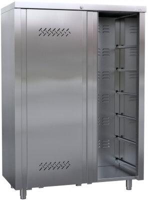 Шкаф кухонный для хлеба Atesy ШЗХ-С-1500.600-02-К (без полок)