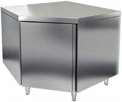Барный модуль - стол угловой Hicold НБМСЗУН-7