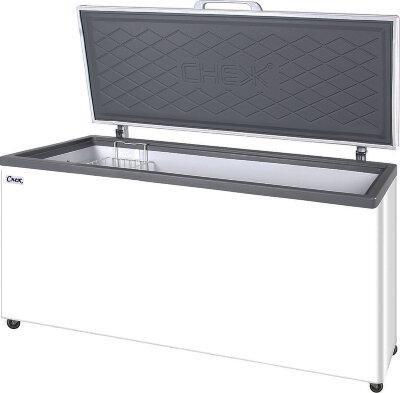 Морозильный ларь Снеж МЛК-600 серый