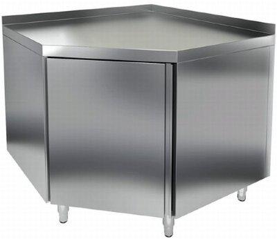 Барный модуль - стол угловой Hicold НБМСЗУН-7Б