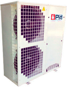 Компрессорно-конденсаторный агрегат Полюс-сар ПС.КСК-ZF41