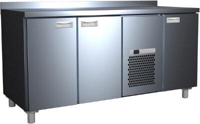 Стол морозильный Полюс T70 L3-1 (3GN/LT Carboma) с бортом