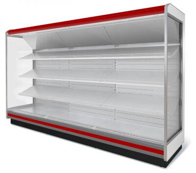 Холодильная горка Марихолодмаш Варшава 210/94 ВХСп-1,25 фруктовая (без агрегата)