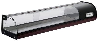 Барная холодильная витрина Полюс A37 SM 1,8-1 (ВХСв-1,8 Сarboma)